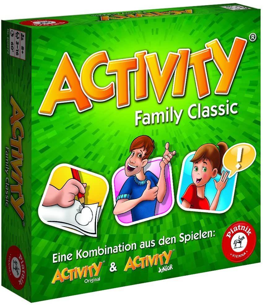 [Amazon Prime] Piatnik 6050 - Activity Family Classic, ab 8 Jahren