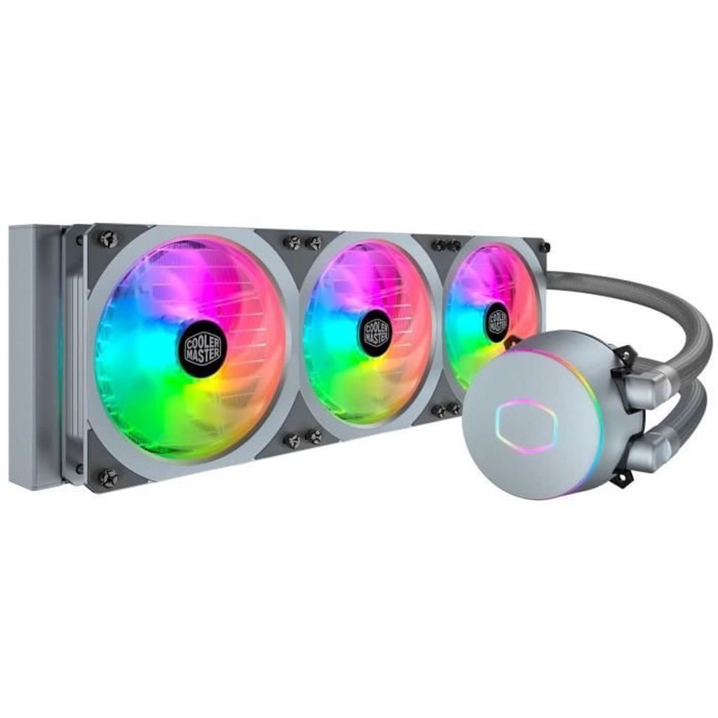 Cooler Master MasterLiquid ML360P Silver Edition, Prozessor, 8 dB, 30 dB, 15 dB, 4-polig, 3-polig