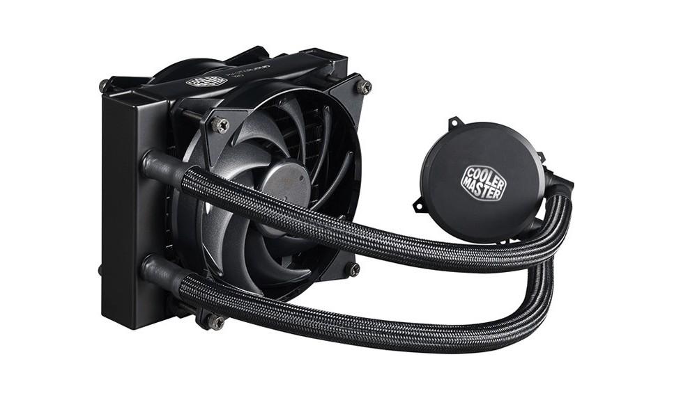 CoolerMaster Wasserkühlung ML 120 2011/AM4