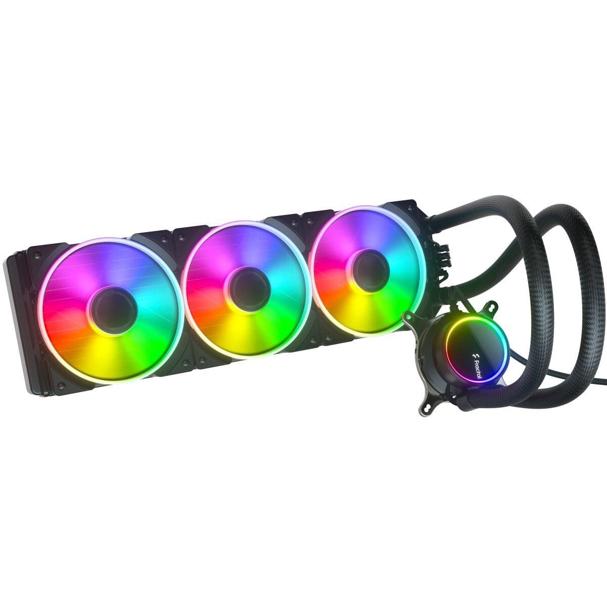 Fractal Design Celsius+ S36 Prisma - Prozessor - 32,7 dB - 20 dB - 800 U/min - 2800 U/min - 3 Lüfter