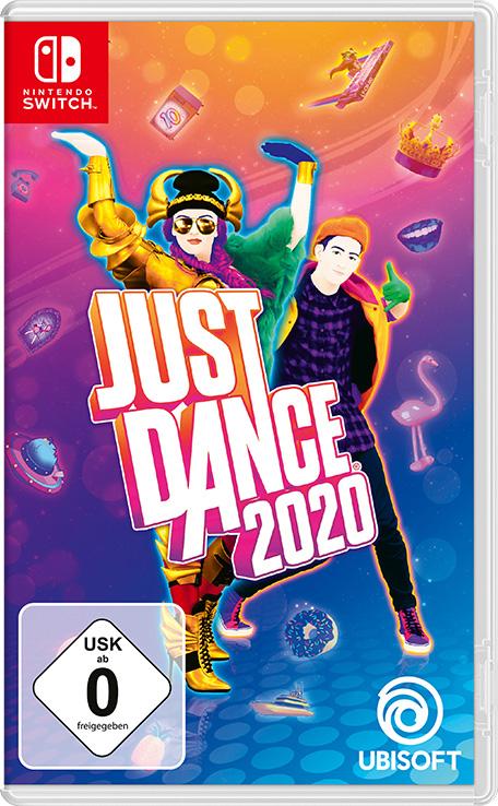 Just Dance 2020 Switch - Nintendo Shop - Online Code