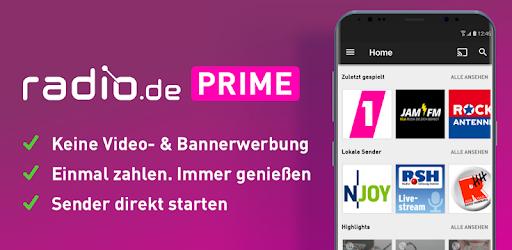 Radio.de (at) aktuell im Playstore von 6,99€ auf 2,99€ reduziert