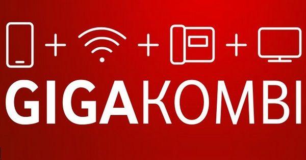 [GIGAKOMBI] Treue Rabatt Vodafone Red