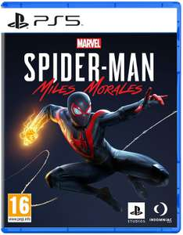 Marvel's Spider-Man: Miles Morales (PS5) für 42.09€ (Amazon.it)
