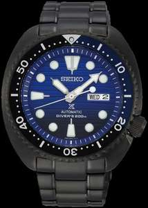 Seiko Prospex Turtle Herren Automatikuhr Diver - Save The Ocean Version - SRPD11K1