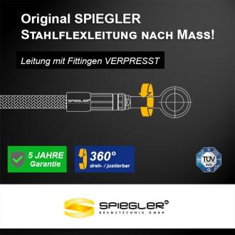 Spiegler Bremssysteme 20 % Mega-Sale auch auf Stahlflex-Leitungen