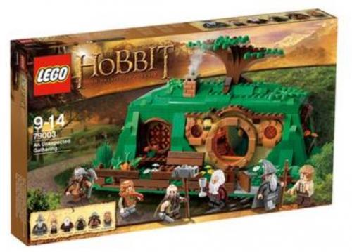 LEGO Hobbit Unerw. Zusammenkunft für 55,99€ Payback-Kd. 50,39€ und vieles mehr mit 20% Rabatt im Galeria Kaufhof Stuttgart