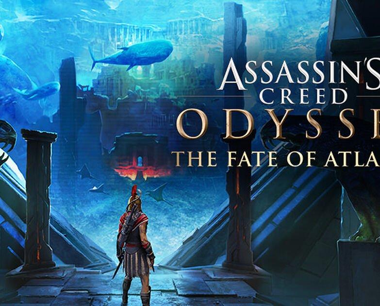Zusatzpack Assassin's Creed Odyssey - Das Schicksal von Atlantis
