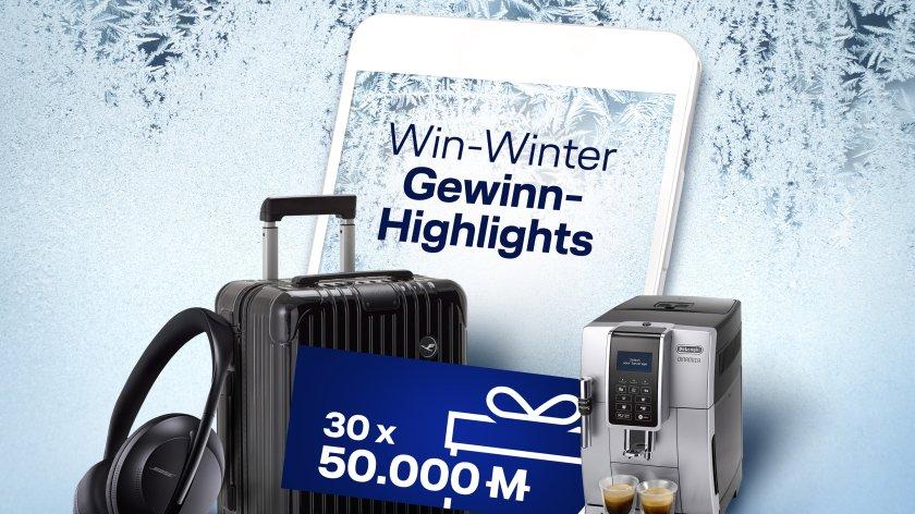 200 Meilen in der Lufthansa Miles & More App am 19.12.2020 für lau