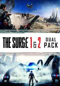 The Surge 1 & 2 Dual Pack für 12,23€ [GOG-Key] oder [Steam-Key] [Gamesplanet US]