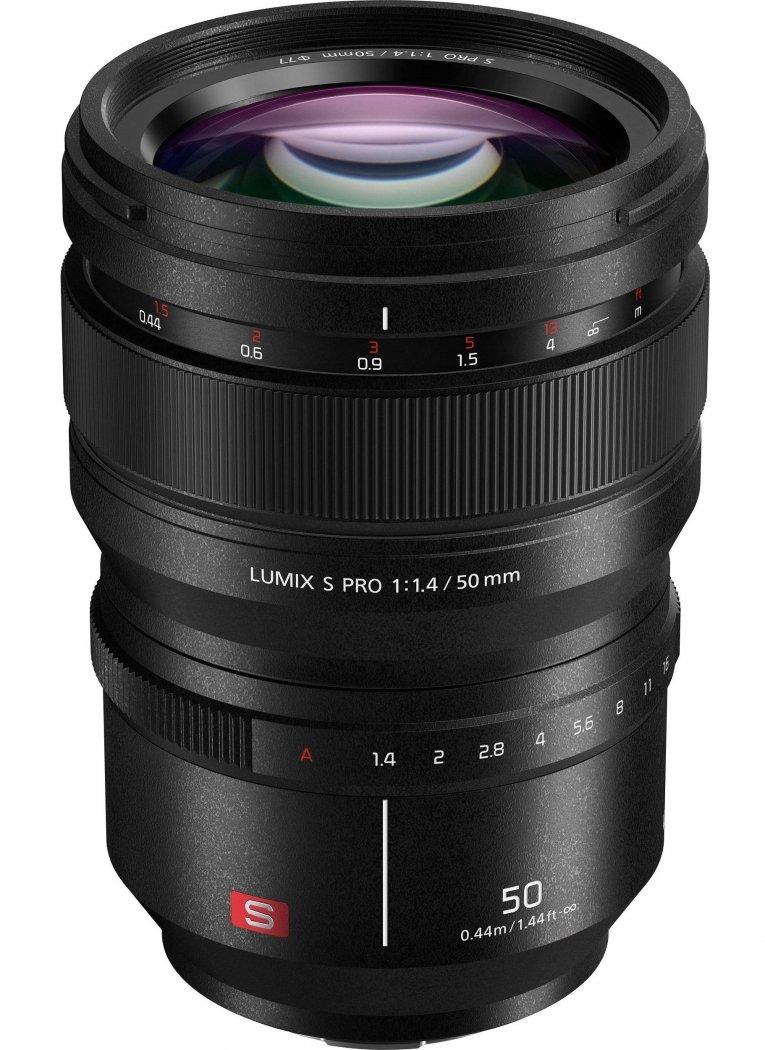Panasonic Lumix S PRO 50mm F1.4 Objektiv für L-Mount