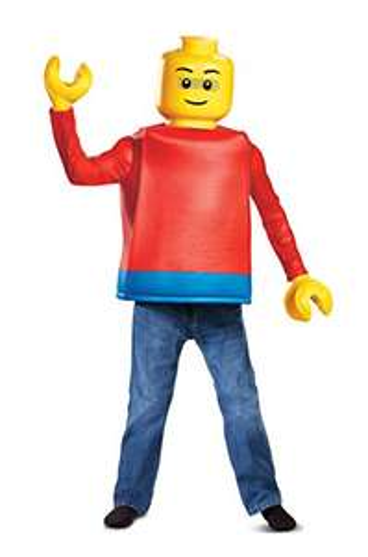 [Amazon.de/Prime] Lego Klassisch Legomann Kinderkostüm - Größe Mittel