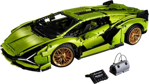 Lokal 91302 Forchheim: LEGO 42115 Lamborghini Sián ...und auch 15% auf andere Spielwaren
