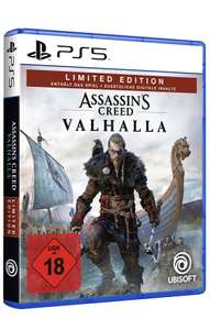 [PlayStation 5] Assassin's Creed Valhalla Limited Edition - exklusiv bei Amazon