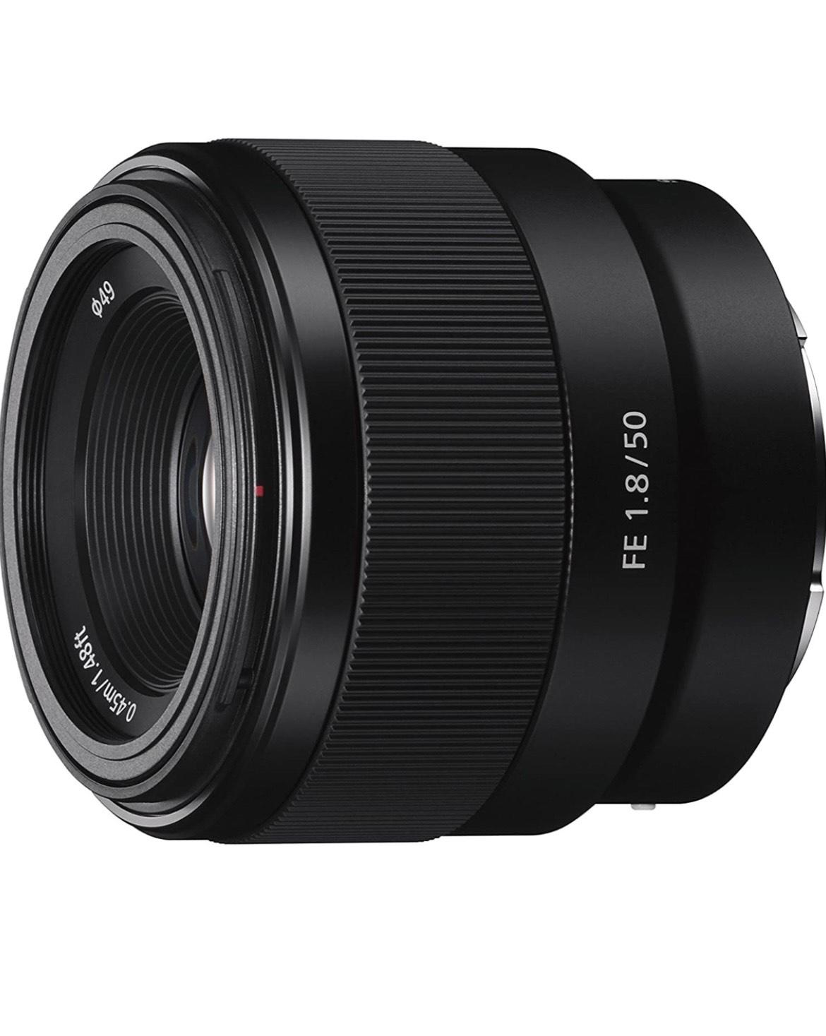 Sony FE 50mm 1.8 (SEL-50F18F) [amazon.es]