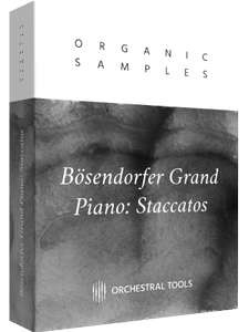 [VST + AU] Orchestral Tools - Boesendorfer Staccatos - Piano Sample Library