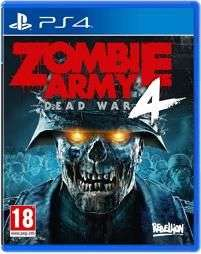Zombie Army 4: Dead War(PS4) [Netgames]
