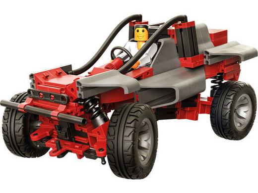"Fischertechnik Fahrzeug-Bauset ""Bluetooth Racing Set"" (3 verschiedene Fahrzeuge baubar, Ferngesteuert) [iBOOD]"