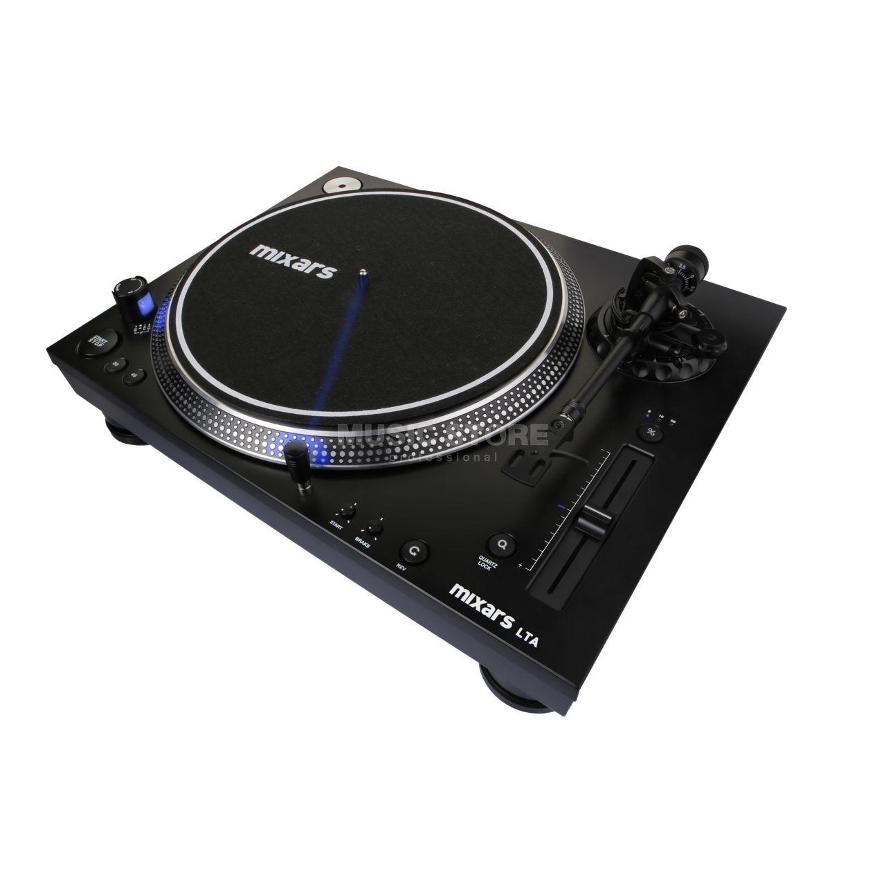 Mixars LTA, High-Torque Scratch Plattenspieler mit geradem Tonarm und Direktantrieb für Turntablism [Musikinstrumente]