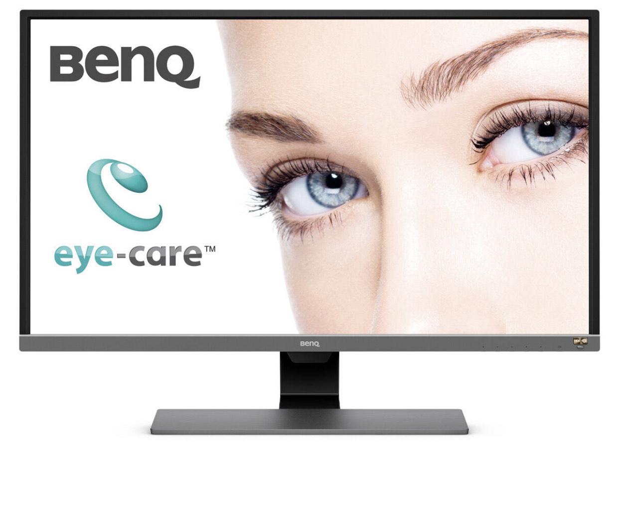 "BenQ EW3270UE 31,5"" /32"" 4K HDR UHD LED VA-Panel USB-C-Monitor"