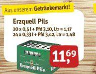 Lokal Wilnsdorf : Erzquell effektiv für 11,40 Euro