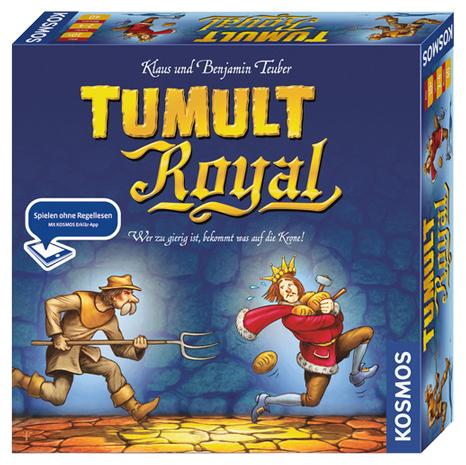 Kosmos (692483) - Tumult Royal