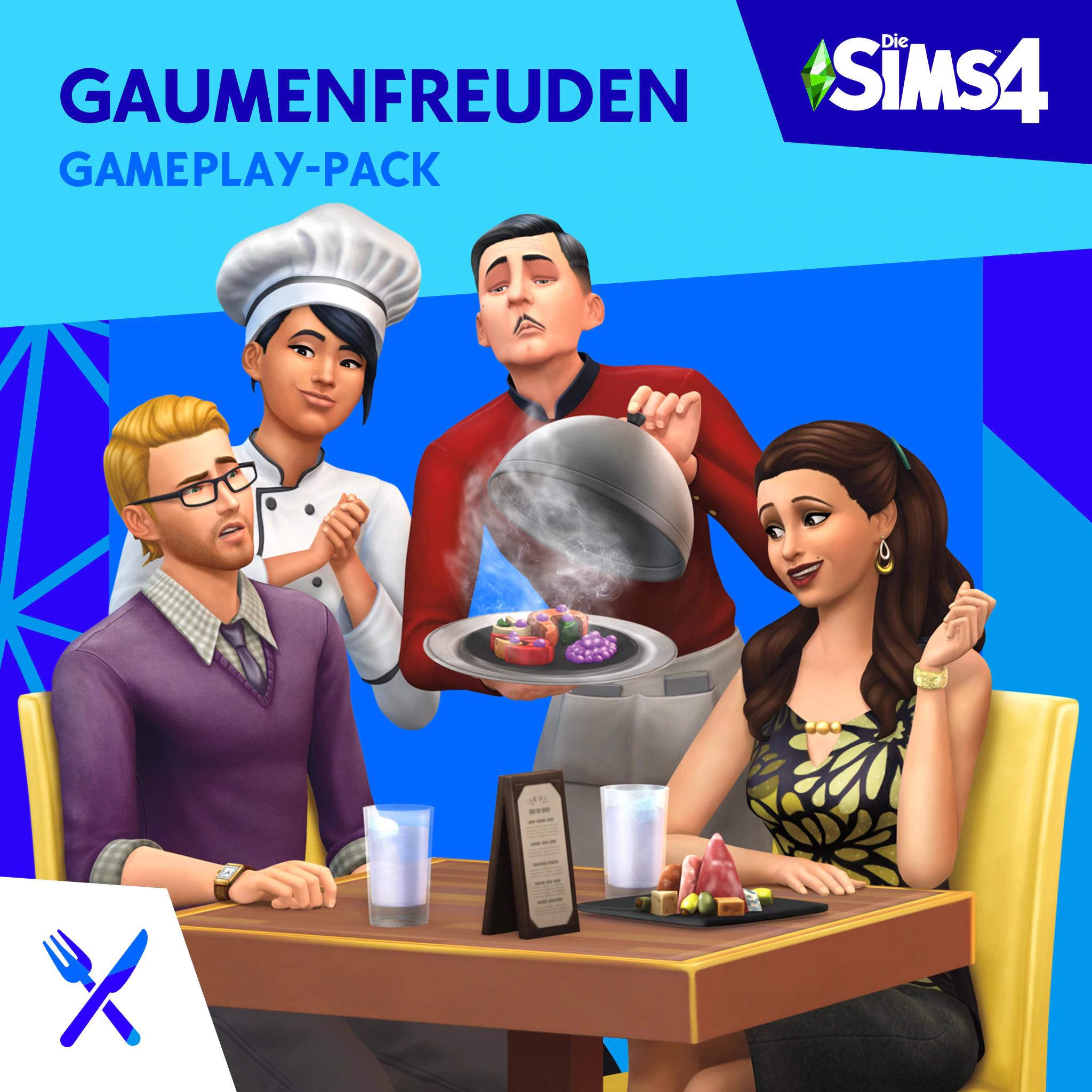 Gaumenfreuden / Dine out DLC für Sims 4 (PC/Mac - Origin-Store)