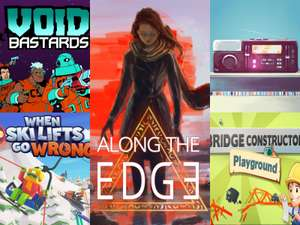 Amazon Prime Gaming - Januar 2021 | z.B Along The Edge & Void Bastards Kostenlos