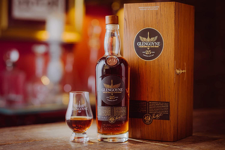 Glengoyne 25 Jahre Single Malt Whisky @drankdozijn.de