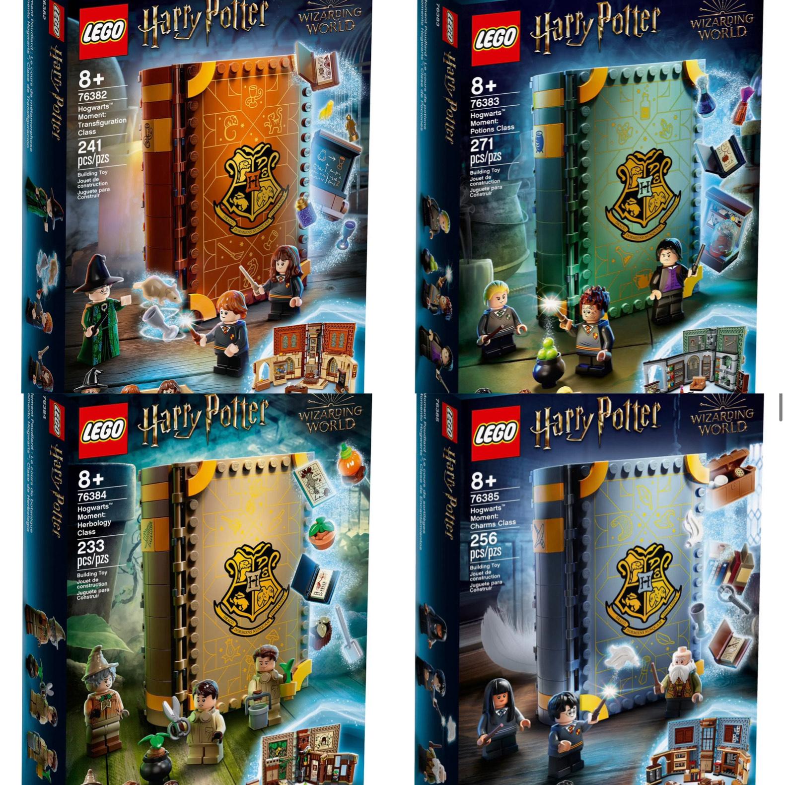 LEGO® Harry Potter Bücher bei JB- Spielwaren