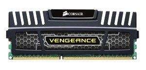 Corsair Vengeance 8GB Kit DDR3-1600 Cl9 für 40,10 EUR @Voelkner