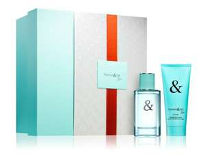 Tiffany & Co. - Tiffany & Love Geschenkset für Damen (EdP 50ml + BL 100ml)