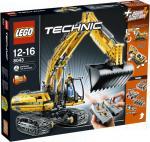 Lego Technic Raupenbagger 8043 (schon wieder :D) @ elfen.de - Rechnungskauf möglich