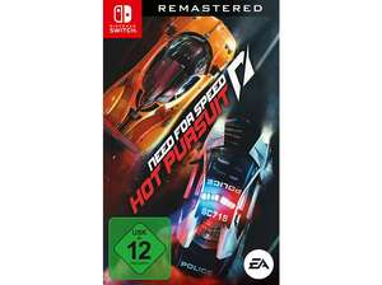 Need for Speed Hot persuit remastered Nintendo Switch Mediamarkt