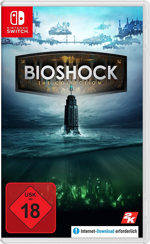 [Amazon, Mediamarkt, Saturn] Bioshock: The Collection - Nintendo Switch