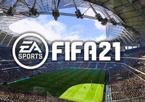 FIFA 21 (Standard Edition) Xbox One & Series S|X [GAMIVO - US Store - VPN)