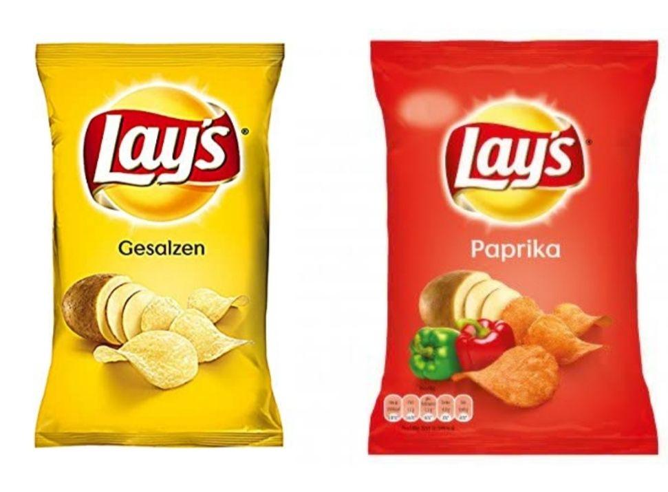 [Marktkauf Minden-Hannover] 12x Lay's Chips gesalzen oder Paprika für 0,68€ dank Kombination mit Coupon und Edeka App