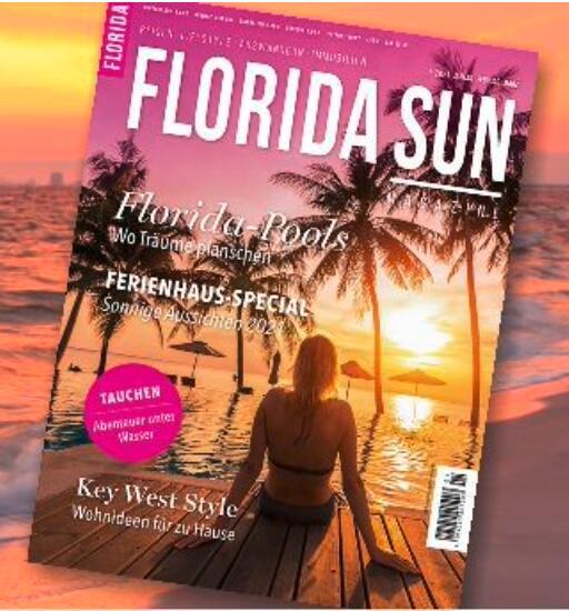 ( Florida Sun eMagazin ) Aktuelle Ausgabe (1/21) des Magazin kostenlos lesen