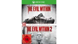 [Müller] The Evil Within - Double Feature (Xbox One) für 14.99 €