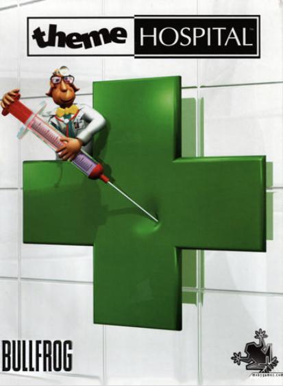 Theme Hospital und Theme Park für jeweils 1,29€ bei GOG