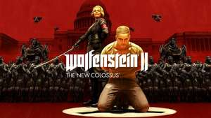 Wolfenstein II: The New Colossus Digital Deluxe Edition (DRM Free - Via VPN RU)