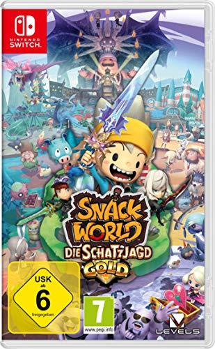 Snack World: Die Schatzjagd - Gold für Nintendo Switch (Prime)