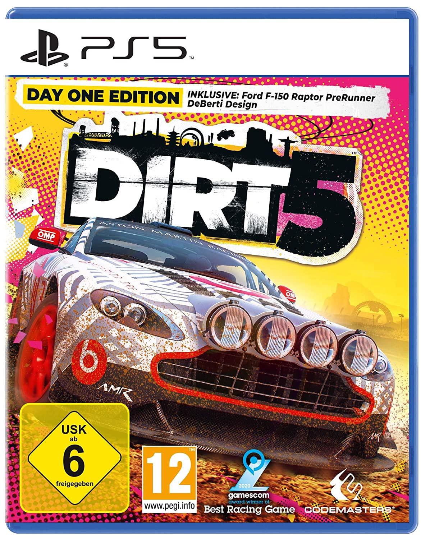 Dirt 5 (PS4/PS5/XB1) [MM/Saturn/Amazon]