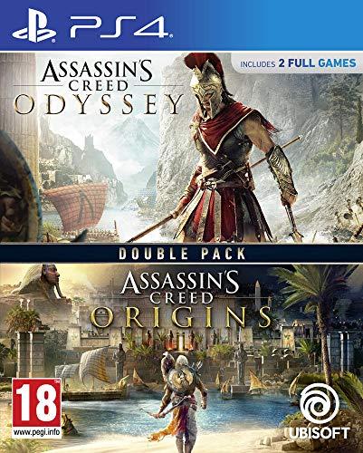 Assassins Creed Origins & Assassins Creed Odyssey (PS4) (Amazon Prime)