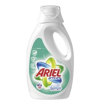 Wieder in der Werbung. Ariel 2 x 18WL 4,50€ bei Rossmann.