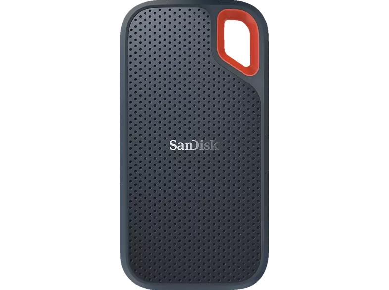 [Media Markt] SanDisk Extreme Portable SSD 1TB - externe SSD mit USB-C 3.1-Anschluss (SATA 6Gb/s, IP55, 79g)
