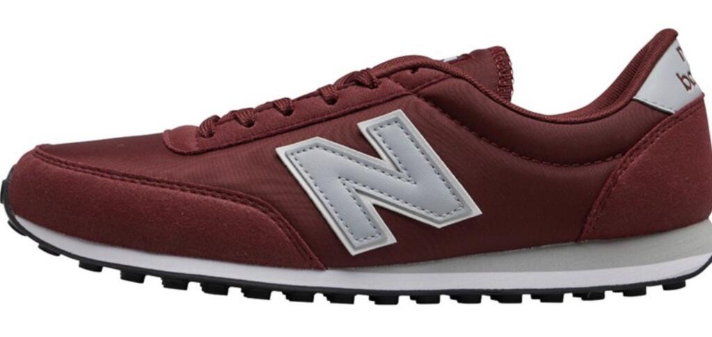 New Balance Unisex 410 Sneakers Weinrot für 33,44 Euro (36-40)