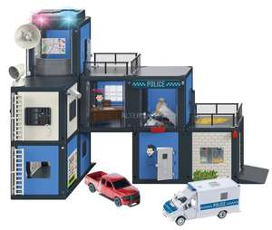 [Alternate] Siku World - Polizeistation (5510)