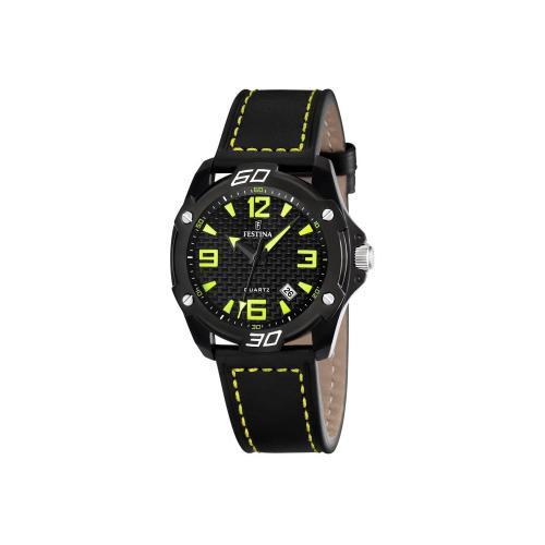 Festina Herren-Armbanduhr Quarz Analog F16491/5 für 49,99€ beim Amazon Blitzangebote