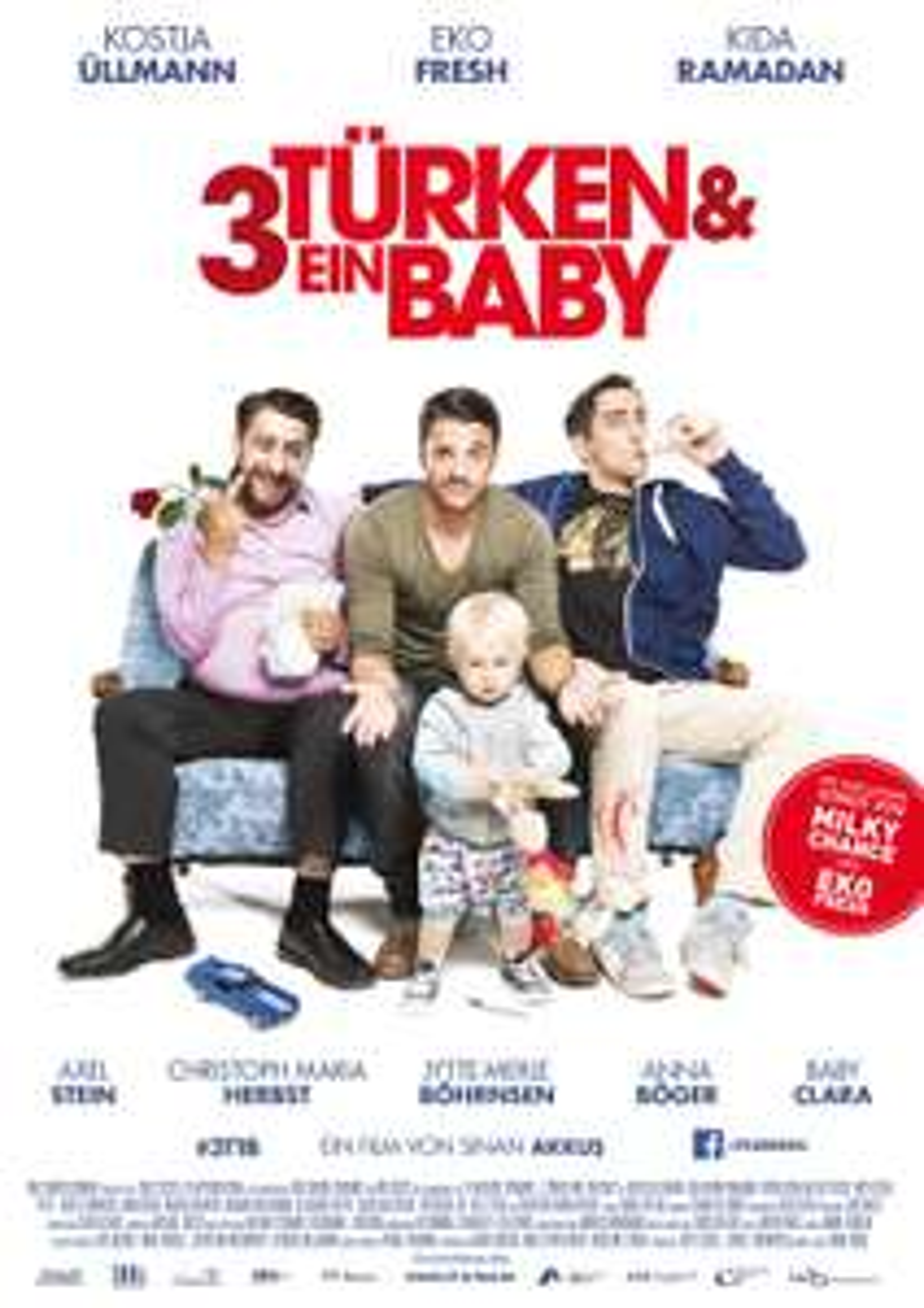 3 Türken & ein Baby | kostenlos im Stream [ARD Mediathek]